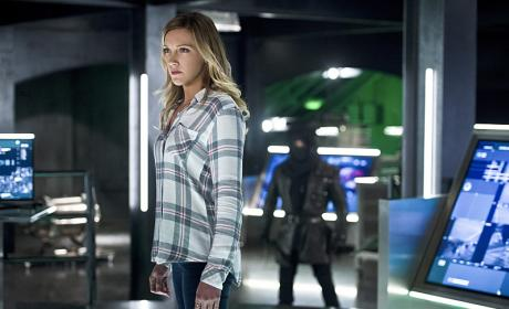 Ominous - Arrow Season 4 Episode 18