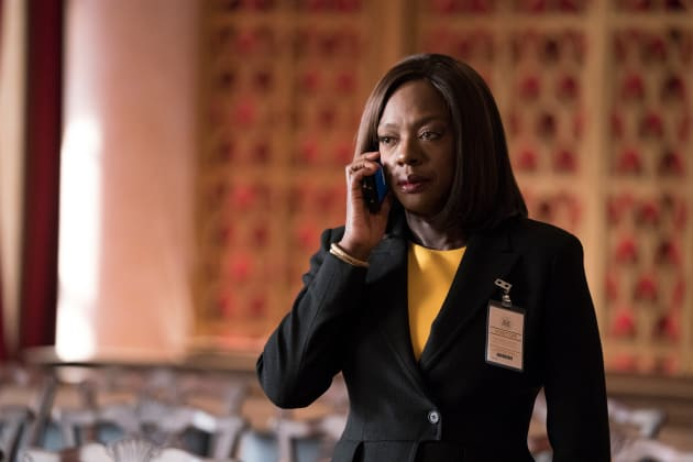 Bad News? - How to Get Away with Murder Season 4 Episode 13