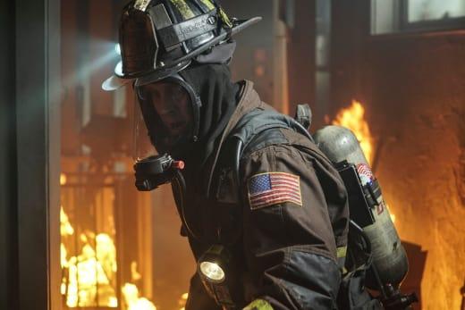 A Life Saving Decision - Chicago Fire