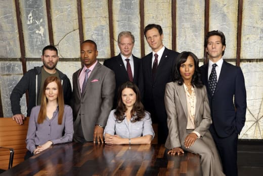 Scandal Cast Pic