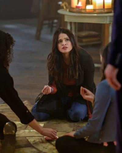 Charmed Season 1 Episode 22 Review: The Source Awakens - TV