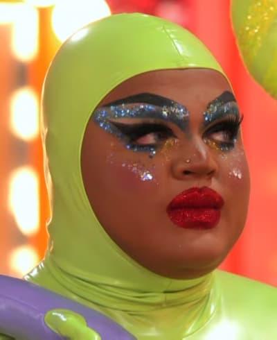 Alien - RuPaul's Drag Race Season 13 Episode 12