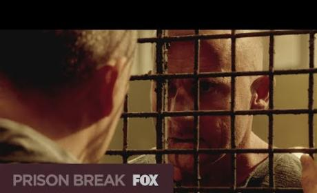 Prison Break Revival Promo: First Look at Season 5!