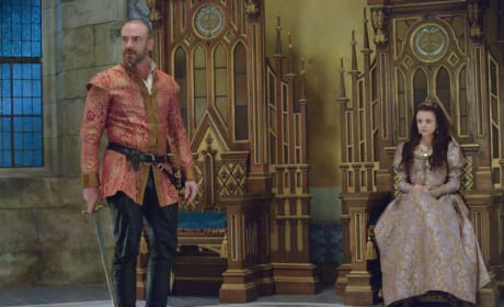 King Henry with his New Queen