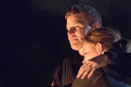 On Last Cuddle - Bones Season 12 Episode 12