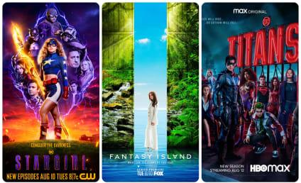 What to Watch: Stargirl, Fantasy Island, Titans