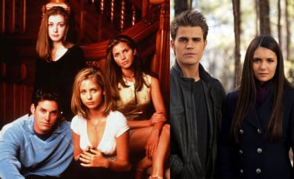 Battle of the Shows: Buffy The Vampire Slayer vs. The Vampire Diaries