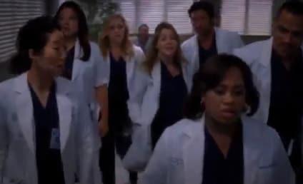Grey's Anatomy Sneak Peek: We Need You!