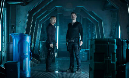Dark Matter Season 2 Episode 3 Review: I've Seen the Other Side of You
