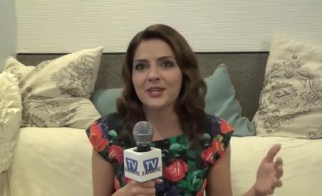 Jen Lilley Set Interview