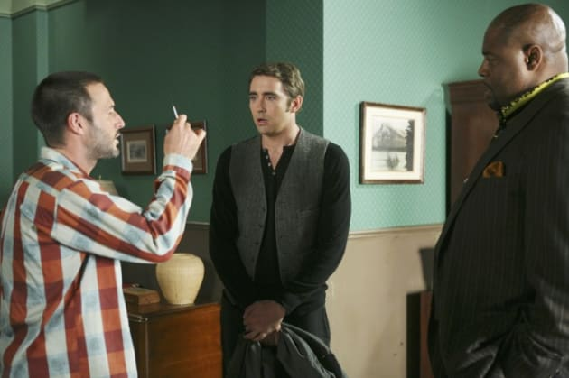 Ned, Emerson, Guest Star