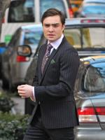 Ed Westwick is the Man