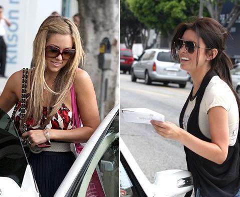 Audrina and LC