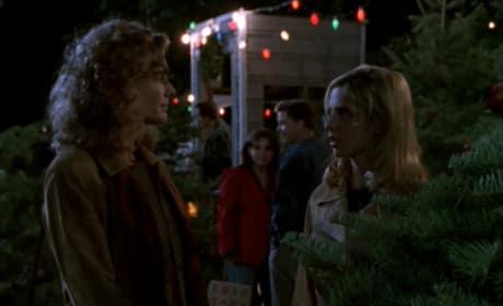 Christmas Tree Shopping - Buffy the Vampire Slayer Season 3 Episode 10