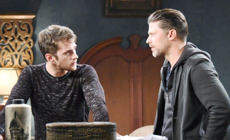 Eric Attempts To Help JJ - Days of Our Lives
