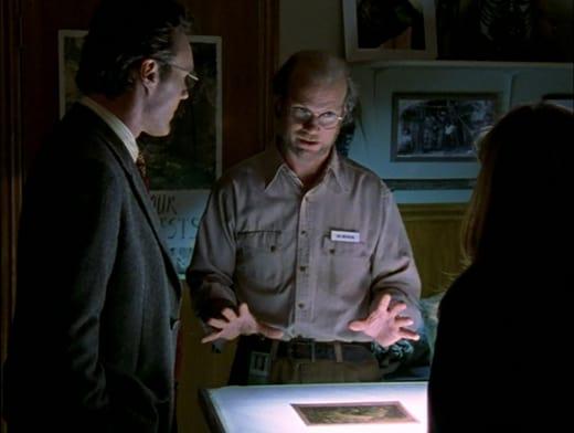 Animal Spirit - Buffy the Vampire Slayer Season 1 Episode 6