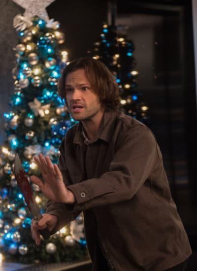 Calming Sam - Supernatural Season 14 Episode 9
