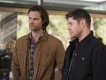 Sam and Dean take on a new case - Supernatural Season 12 Episode 16