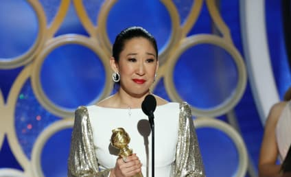 Grey's Anatomy Stars React to Sandra Oh's Golden Globes Win