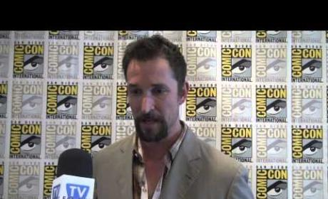 Noah Wyle Comic-Con Exclusive