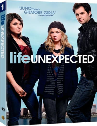 Life Unexpected DVD