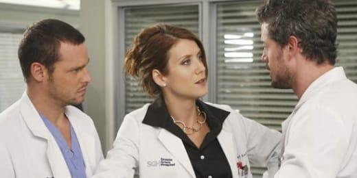 Addison, Mark, Alex