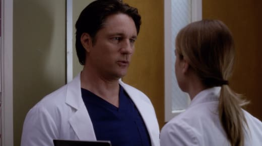 grey's s13 riggs and mer