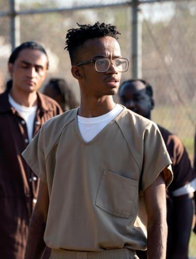 Vontae is the Man - The Blacklist Season 6 Episode 4