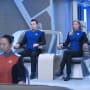 On the Bridge - The Orville Season 2 Episode 3