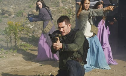 Killjoys Picture Preview: Nuns with Guns!