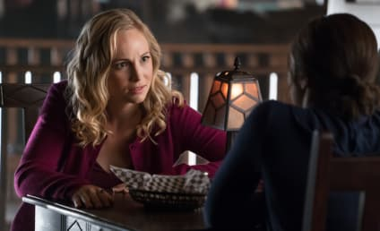 The Vampire Diaries Picture Preview: Who Returns?