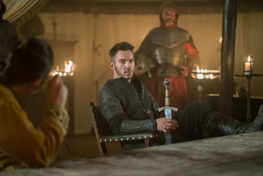 Bishop Heahmund - Vikings Season 5 Episode 3