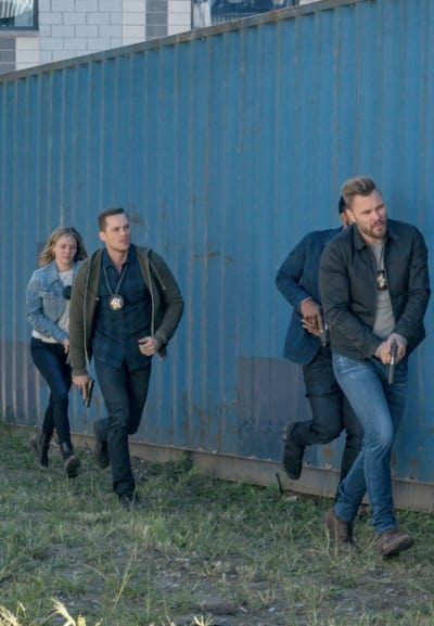Lets Get Him - Chicago PD Season 6 Episode 8