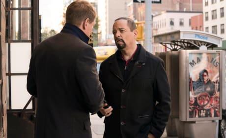 On the Defensive - Law & Order: SVU Season 20 Episode 9