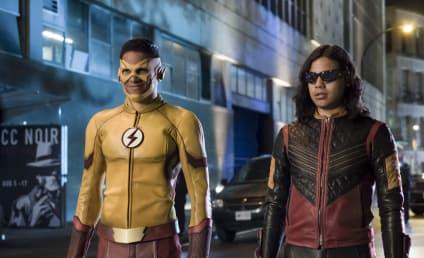The Flash Season 4 Episode 1 Review: The Flash Reborn