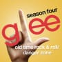 Glee cast old time rock and roll danger zone