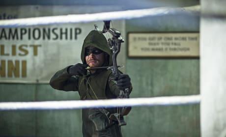 Gotcha - Arrow Season 3 Episode 6