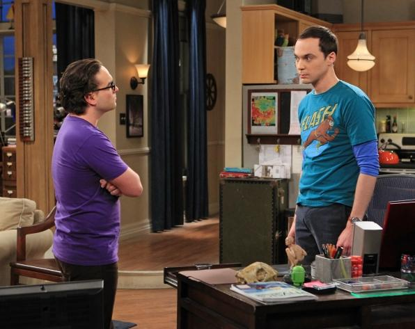 The Big Bang Theory 13 Rules From The Roommate Agreement
