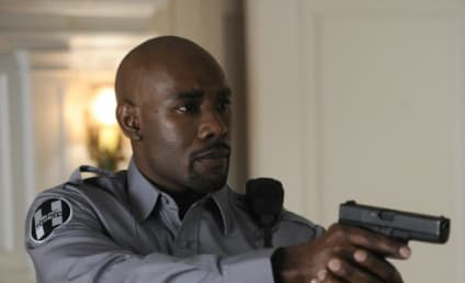 Morris Chestnut Joins Cast of Nurse Jackie Season 5