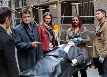 Watch Castle Season 7 Episode 19 Online
