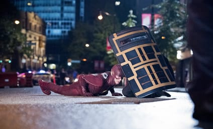 The Flash Season 1 Episode 10 Photo Gallery: Fire and Ice