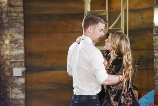 Tripp's Big Mistake - Days of Our Lives