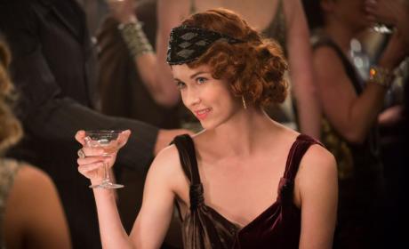 Cheers to Rebekah