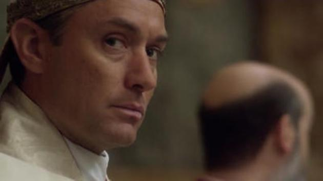 Lenny Again - The Young Pope Season 1 Episode 6