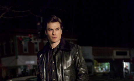 Damon in Leather