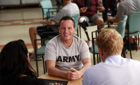 Help for Our Veterans - Grey's Anatomy Season 11 Episode 3