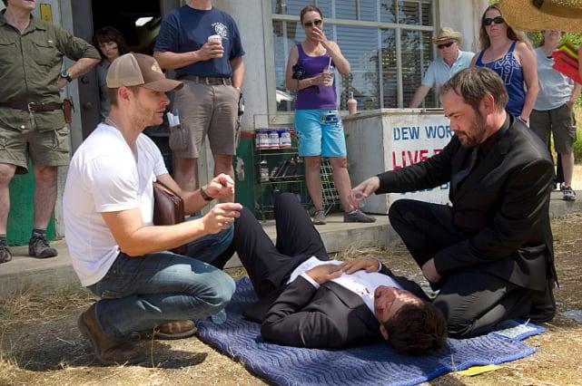 Castiel Screencaps Season 10