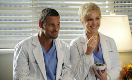 Grey's Anatomy Spoilers: The Future of Izzie and Alex