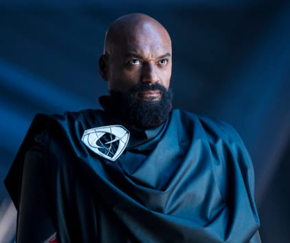 General Zod - Krypton