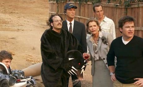 Arrested Development Scene